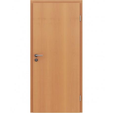 Furnirana unutrašnja vrata s uspravnom strukturom GREENline - bukva