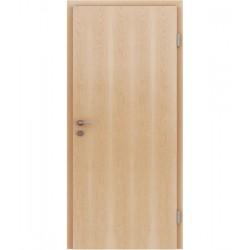 Furnirana unutrašnja vrata s uspravnom strukturom GREENline - javor