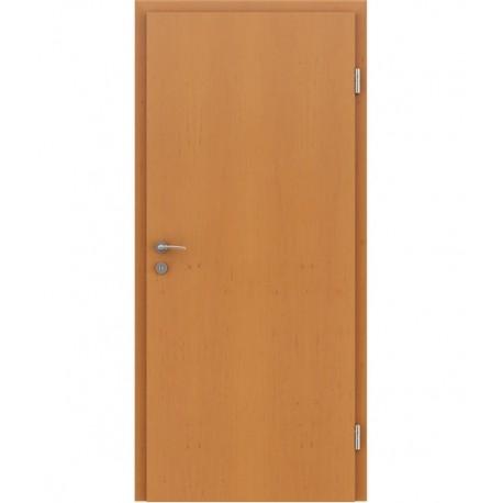 Furnirana unutrašnja vrata s uspravnom strukturom GREENline - joha tonirana
