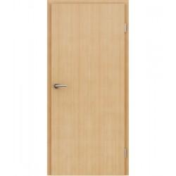 Furnirana unutrašnja vrata s uspravnom strukturom GREENline - ariš brušeni mat luženi lakirani
