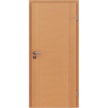Furnirana sobna vrata s uspravnom i/ili poprečnom strukturom VIVACEline - F1 bukva lakirana